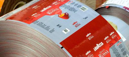 Экологическая упаковка Lavazza