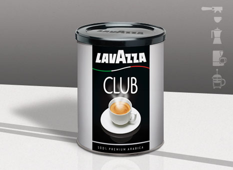 Кофе Lavazza Club