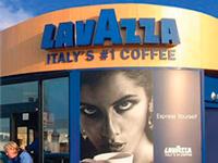 Магазины Lavazza