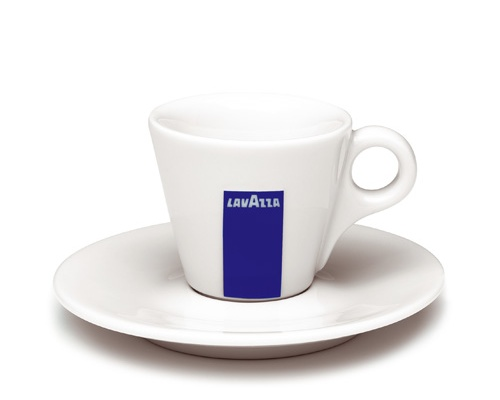 Чашка lavazza (Лавацца) для каппучино 125 мл