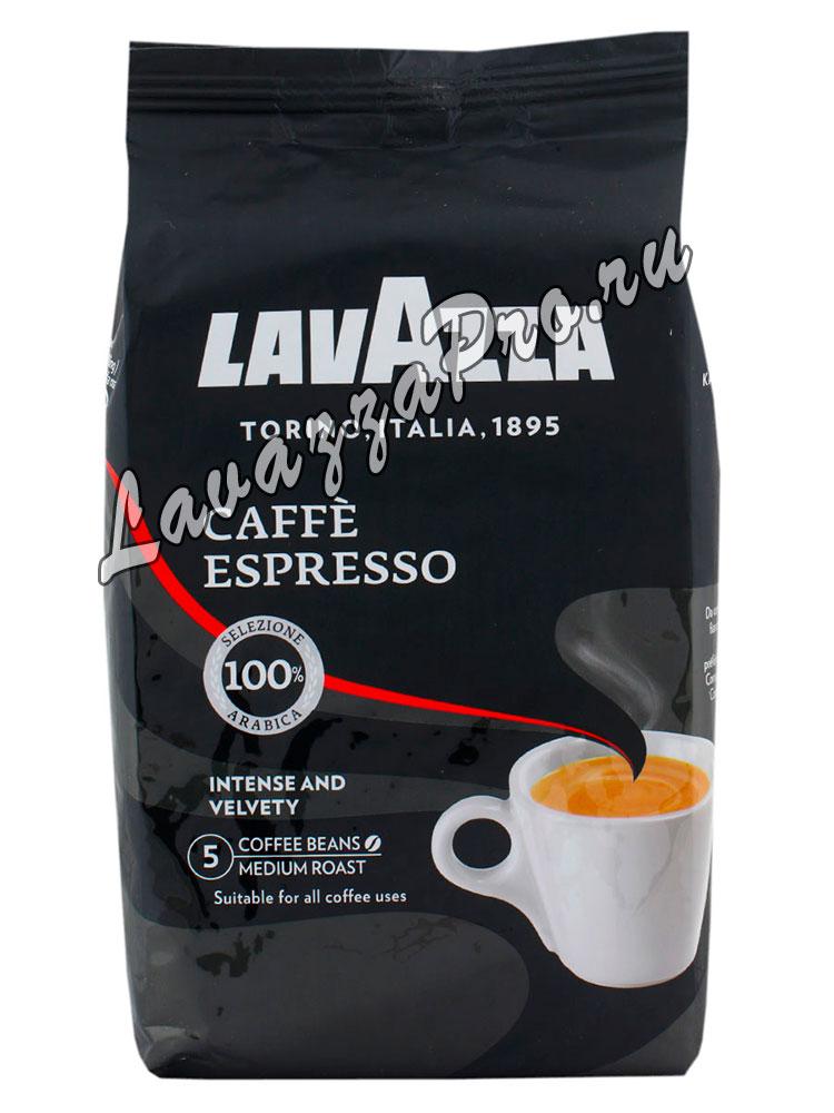 Кофе Lavazza (Лавацца) в зернах Espresso 1 кг