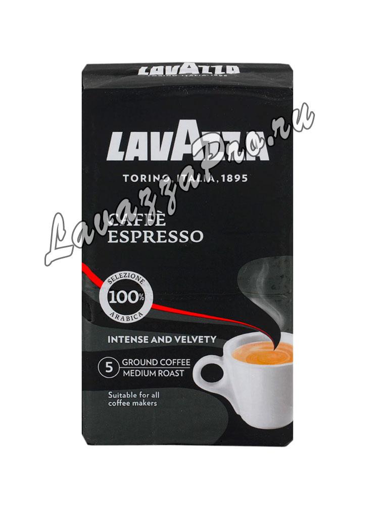 Кофе Lavazza (Лавацца) молотый Espresso в/у