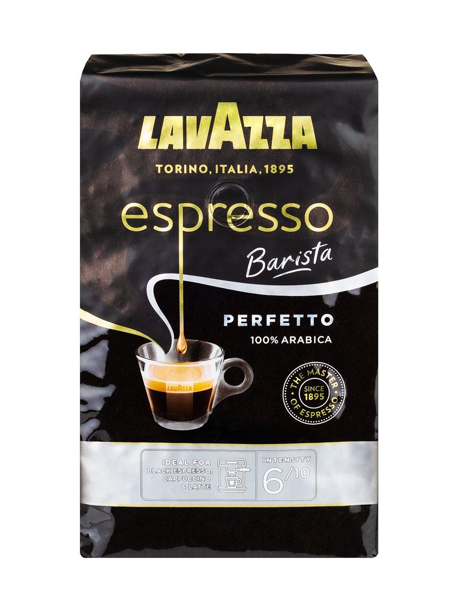 Кофе Lavazza (Лавацца) в зернах Gran Aroma (Perfetto)