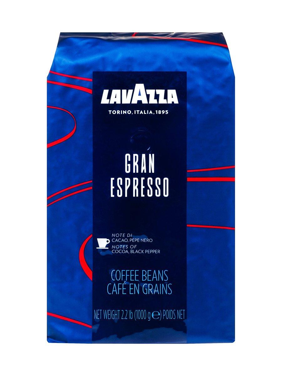 Кофе Lavazza (Лавацца) в зернах Grand Espresso