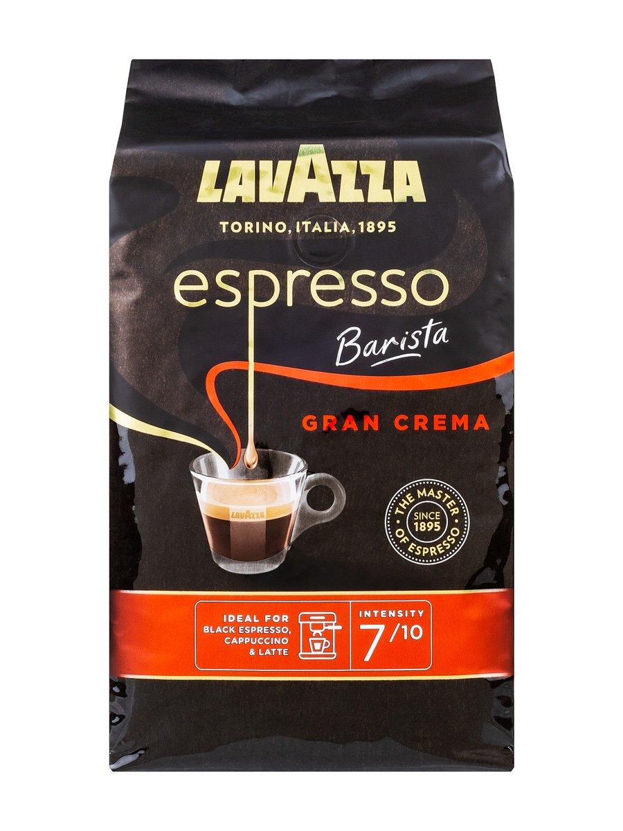 Кофе Lavazza (Лавацца) в зернах Gran Crema Espresso