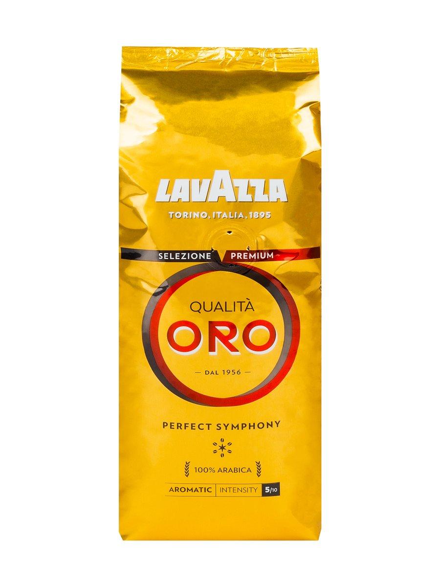 Кофе Lavazza (Лавацца) в зернах Qualita Oro 250 гр