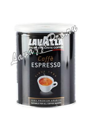 Кофе Lavazza молотый Espresso 250 гр ж/б